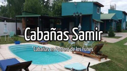 Cabañas Samir